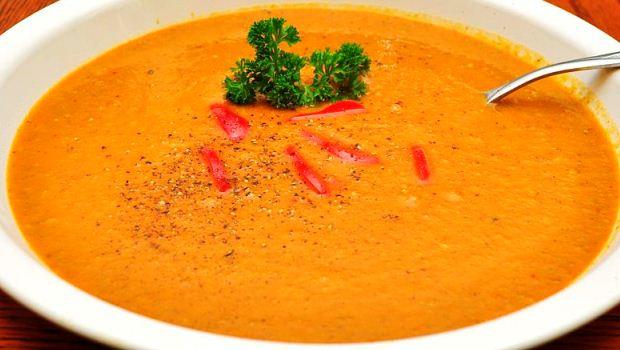 Zupa krem z marchwi dla dzieci, alergików i reszty świata